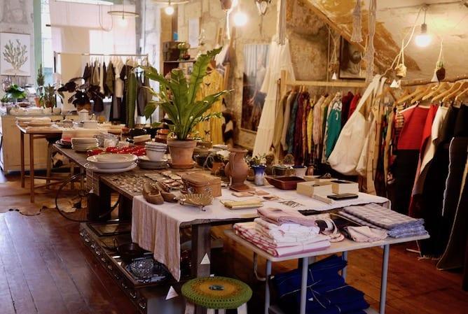 coracao alecrim vintage shop-porto