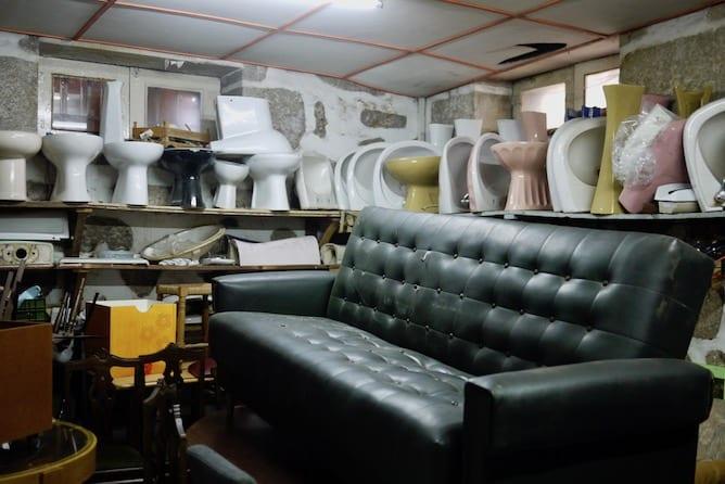 sofa segunda mao