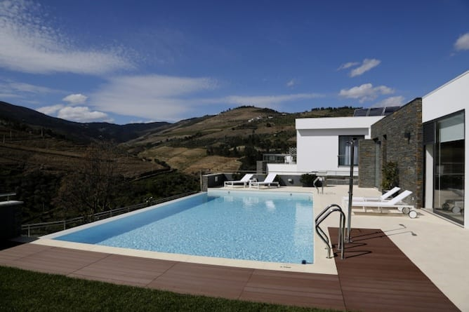 LBV house hotel pinhao douro valley swimming pool