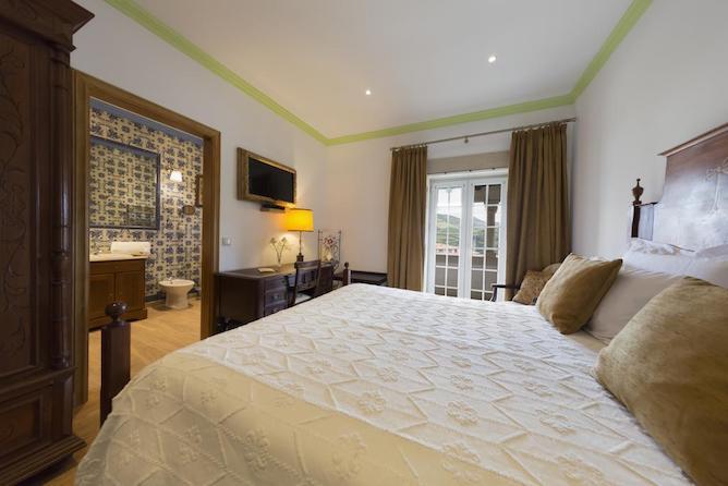 casa sao domingos hotel douro bedroom