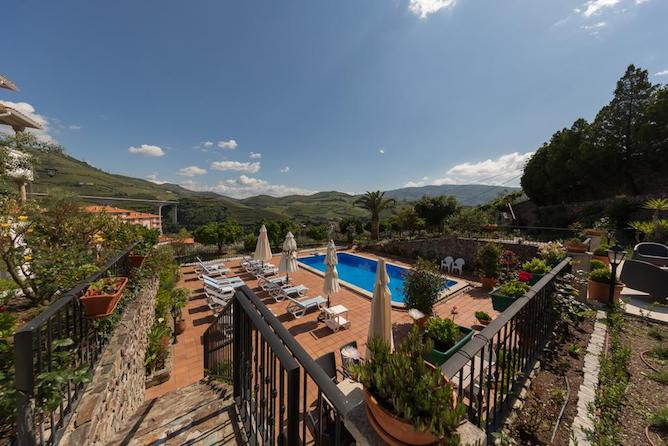 casa sao domingos hotel douro swimming pool