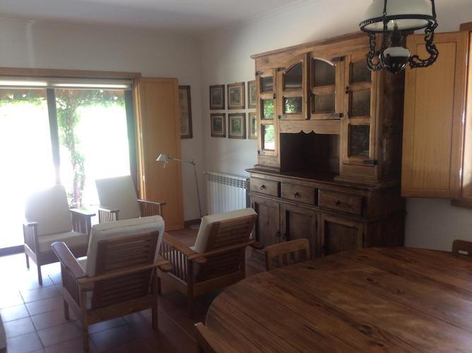 casas faisca accommodation douro valley living room