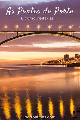 como visitar pontes porto portugal