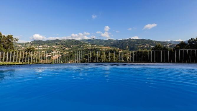 douro palace hotel resort spa swimming pool