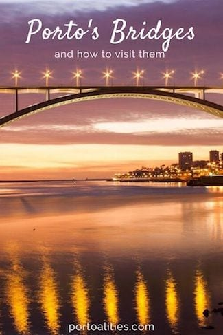 everything about porto bridges portugal