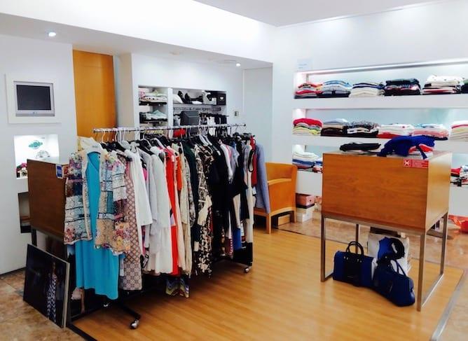 fantasy boutique fashion luxury store porto