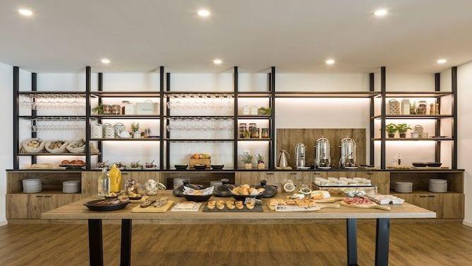 lamego hotel douro valley breakfast buffet