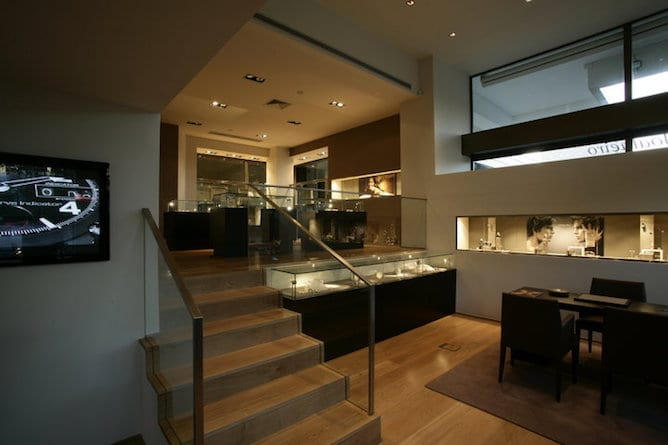 machado joalheiro jewellery luxury store porto
