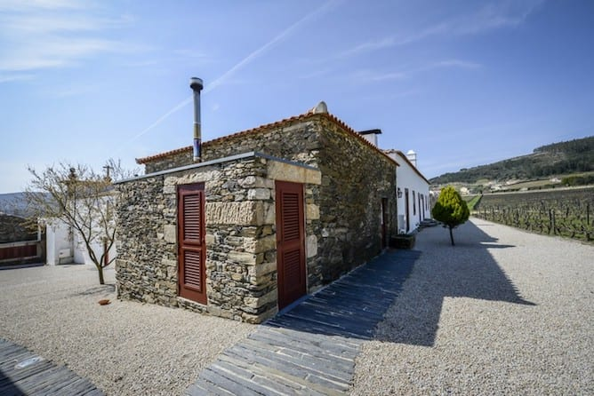 morgadia calcada country house where stay douro valley