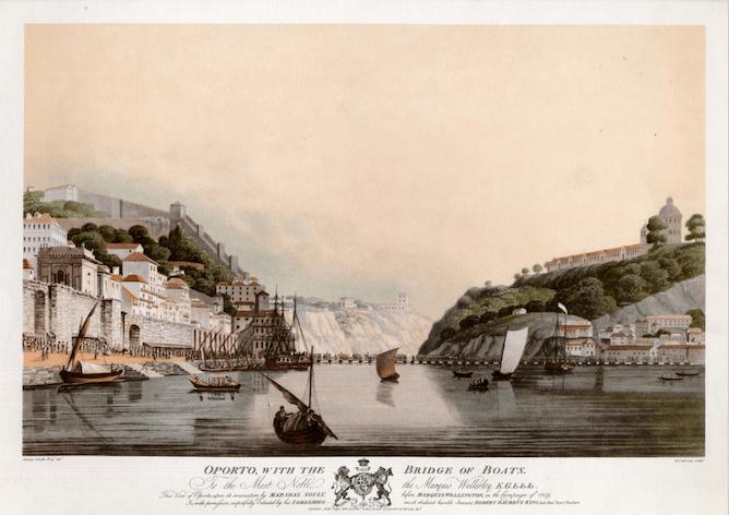 ponte barcas porto bridges