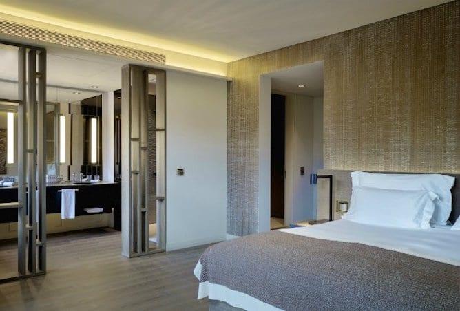 six senses douro valley double bedroom