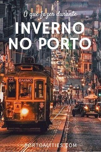 coisas fazer durante inverno porto portugal
