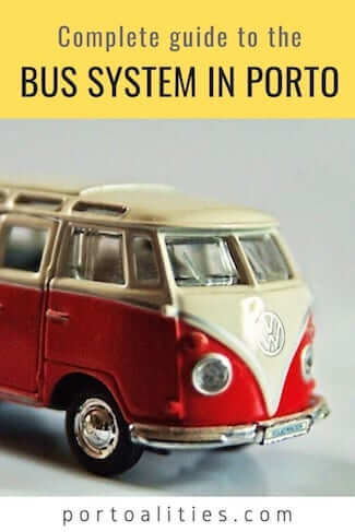 complete guide bus system porto portugal