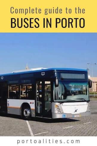 complete guide buses porto portugal