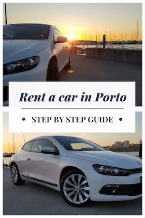complete guide rent car porto