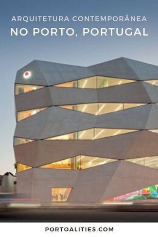 edificios porto arquitetura contemporanea