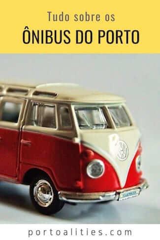 tudo sobre onibus porto portugal