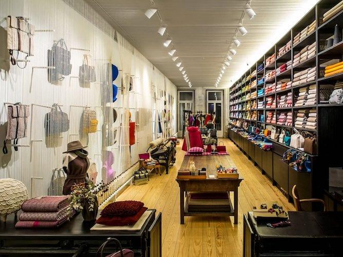 burel portuguese wool fashion shop porto