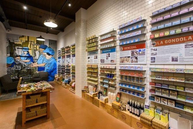 canned fish concept store porto