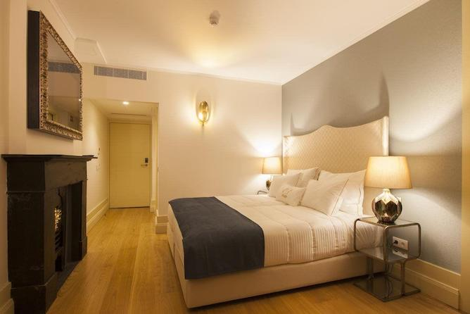 flores village spa luxury hotel porto family apartament