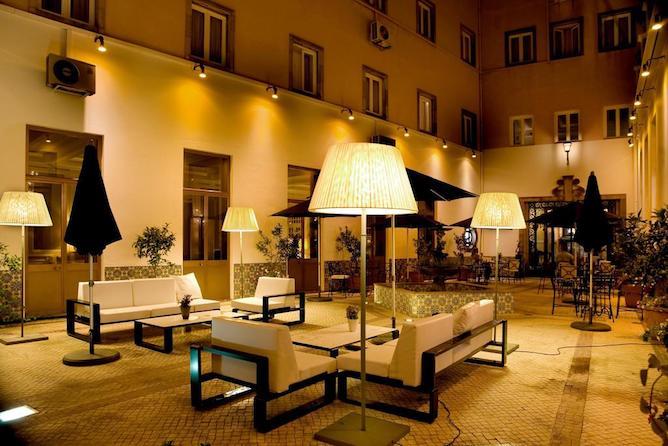 infante sagres hotel luxo porto patio