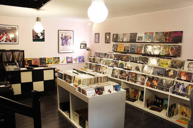 loja discos vinil porto