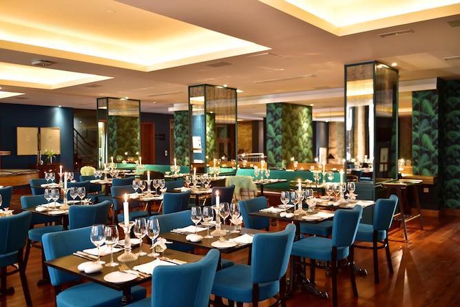 pestana vintage hotel luxo porto restaurante rib