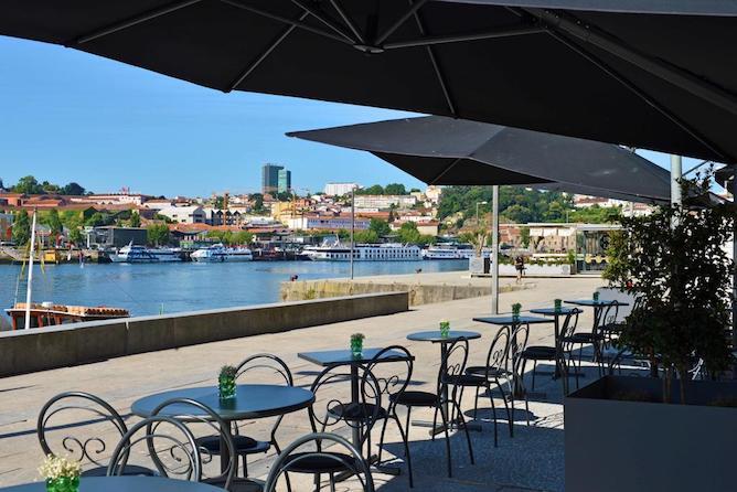 pestana vintage porto hotel terrace