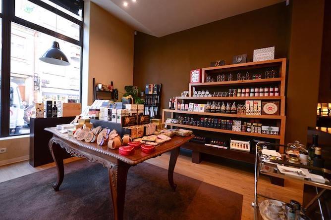 terroir gourmet shop porto