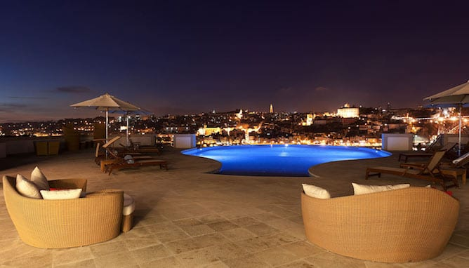 the yeatman hotel porto rooftop
