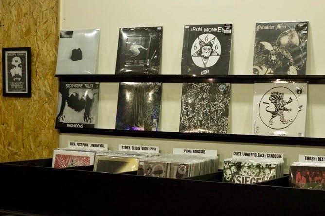 black mamba record store porto