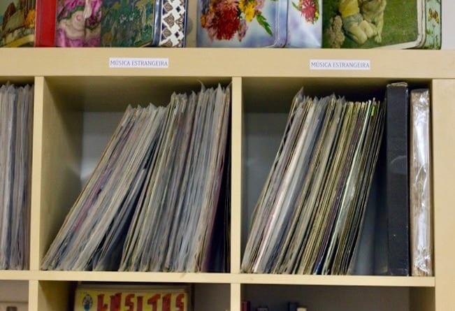 collectus vinyl store porto