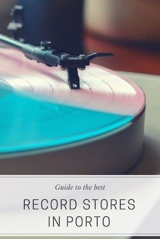 guide record stores porto portugal