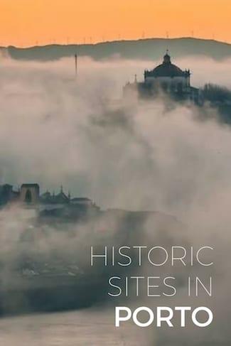 historic monuments porto portugal