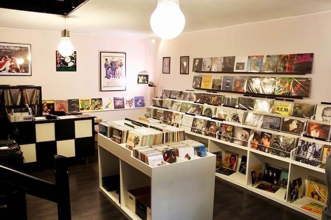 porto calling record store