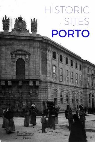 top historic sites porto pinterest