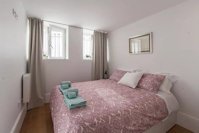 best airbnb apartment porto bedroom