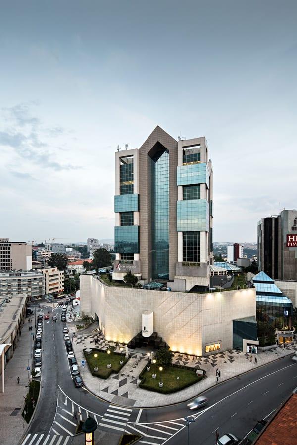 bom sucesso edificios mais altos porto