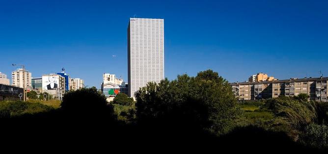 burgo tallest buildings porto