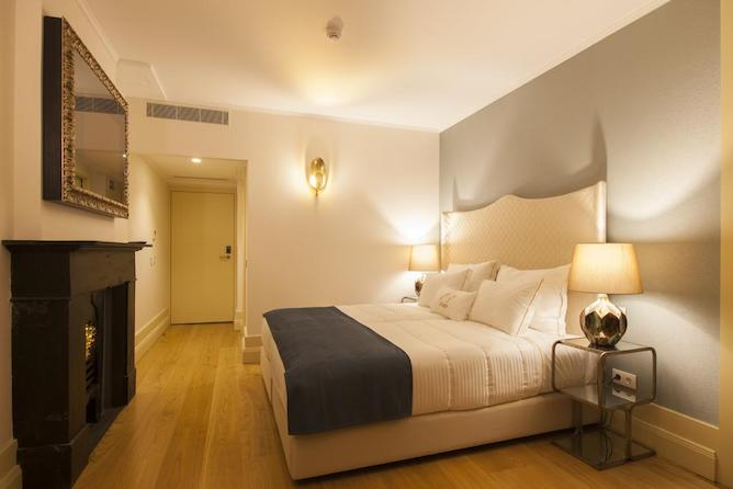 flores village spa apartments stay porto luxury bedroom