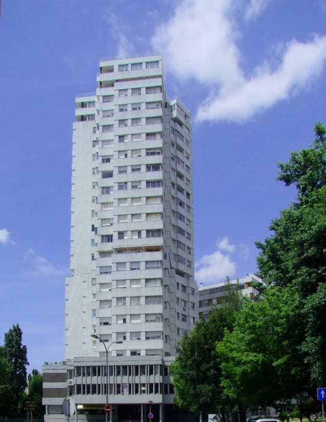 foco tallest buildings porto