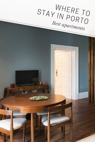 where stay in porto best apartments