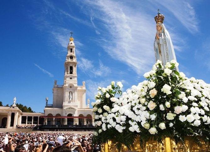 fatima portugues catholic shrine
