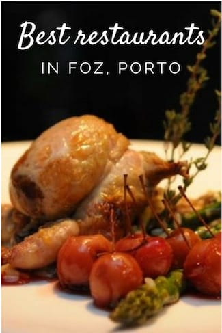 list top restaurants porto foz