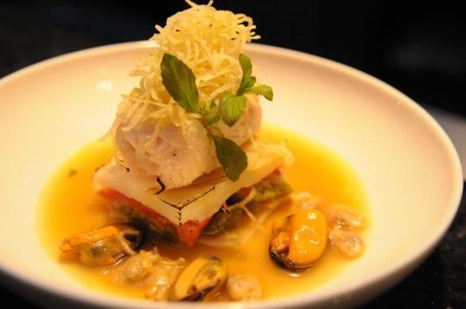 pedro lemos restaurante estrela michelin porto prato bacalhau