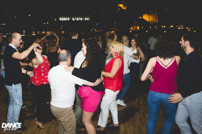 best dance floor gaia