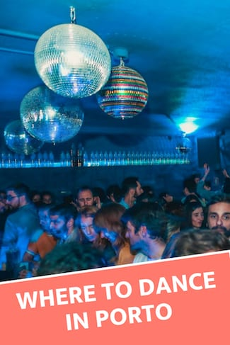 best places dance in porto