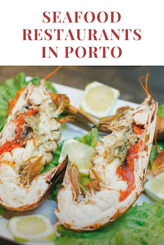 grilled- obsters article about seafood restaurants porto