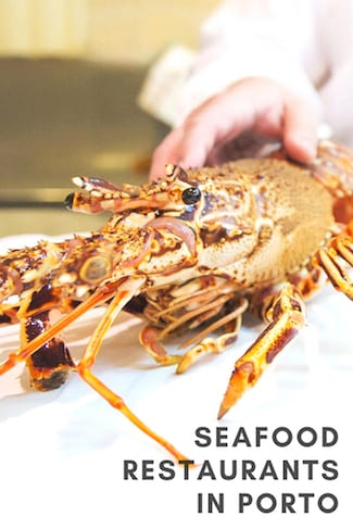 list best seafood restaurants porto giant lobster