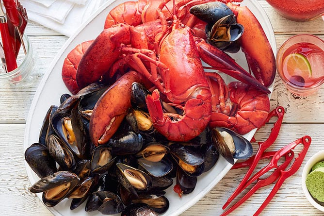 mix frutos mar restaurante lusiadas marisqueira porto